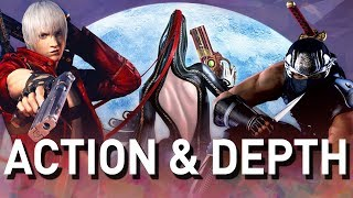 How Action Games Encourage Skill ► Game Design Archive
