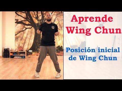 """aprende-wing-chun-desde-cero-""""1º-posición"""""""