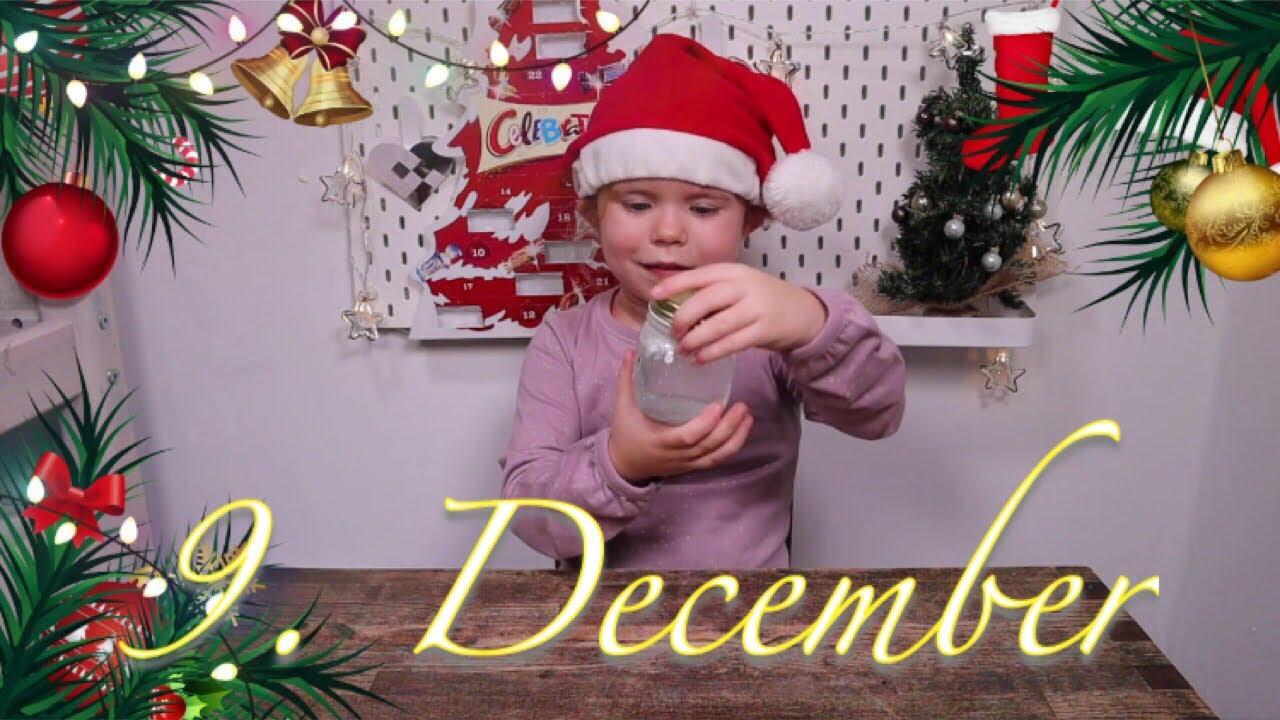 Viola's Jul, 9. December - lav selv julekugle/snekugle DIY