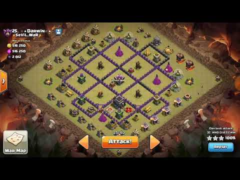 TOWN HALL 9 WITCH SLAP ATTACK | NEW STYLE | TH 9 | CONFIRM 3 STAR | WITCH-WALK | GOBOWITCH