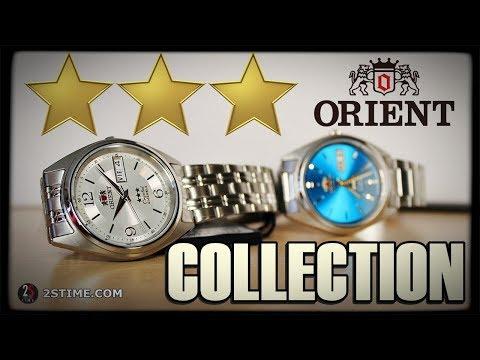 ORIENT 3 Star Collection | Alternative To SEIKO 5 Watches? [Part 1]