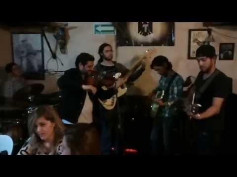 Contigo ni a París - Nuages (Django Reinhardt)