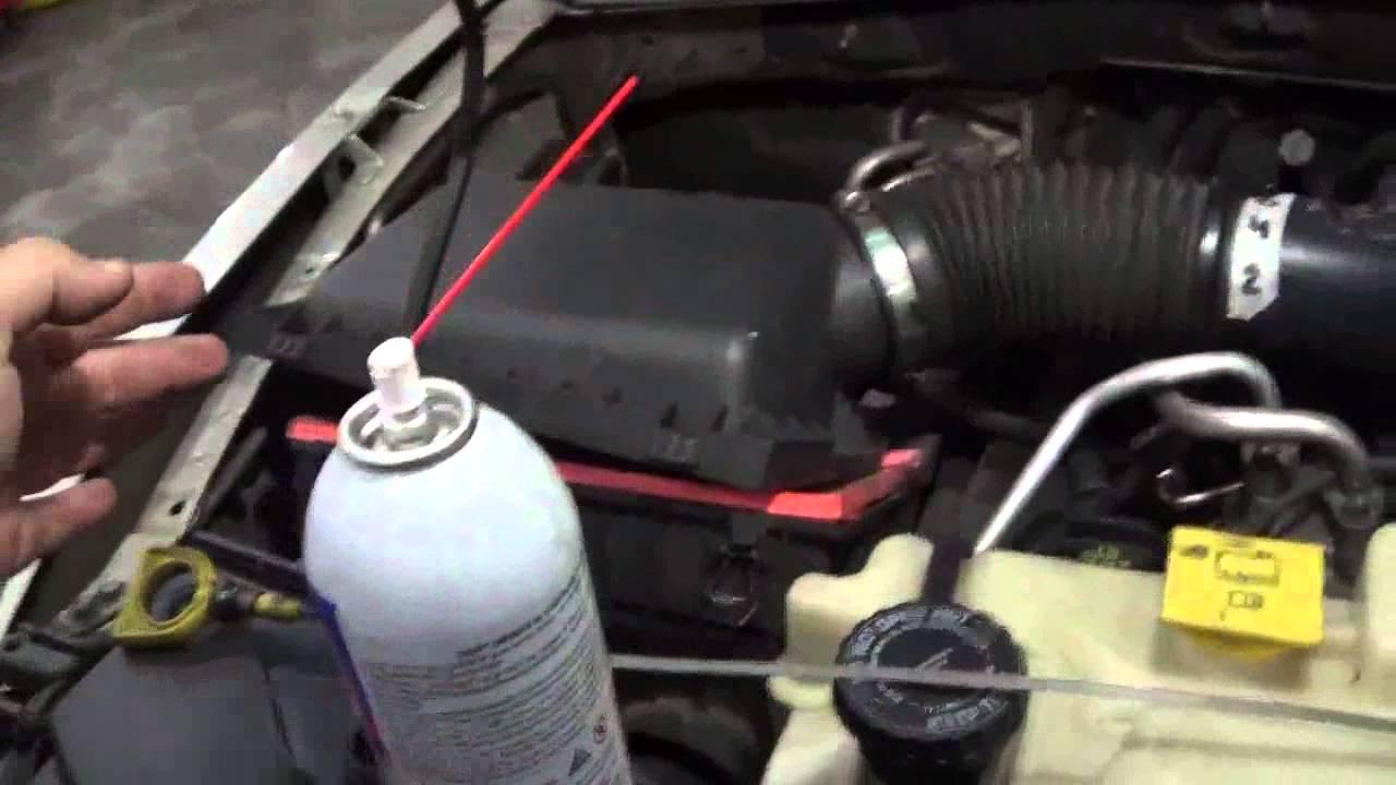 Jeep Cherokee 2009 Alto Consumo De Combustible Y Falla En