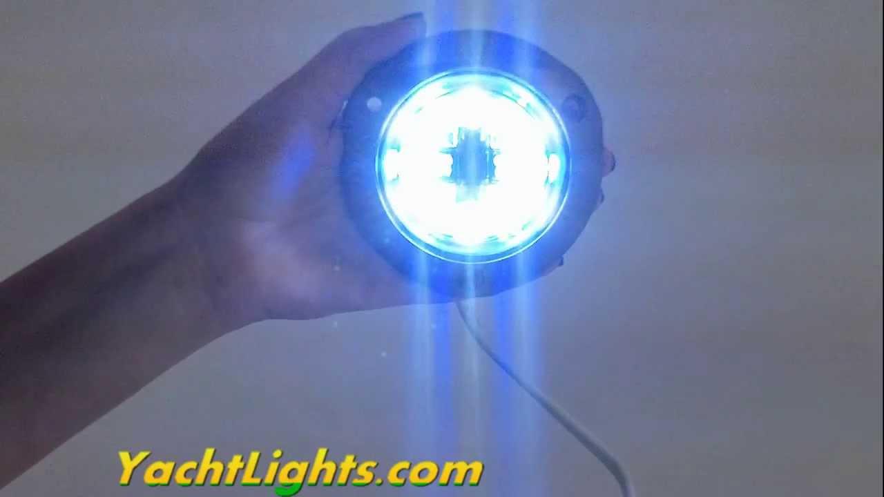 Lumitec Seablaxe X Led Underwater Light By Yachtlights