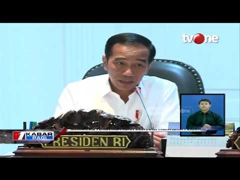 Jokowi Gelar Ratas, Bahas Pengembangan Pariwisata Prioritas