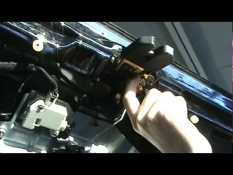Vw Jetta Volkswagen Trunk Fix Mpg Youtube