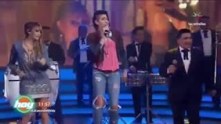 HA*ASH- Mi Niña Mujer ft Los Ángeles Azules en Hoy