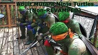 Randumb Acts-Adult Mutant Ninja Turtles Ep. II
