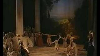 Pique Dame - Ballet/pastoral, Part 1  -  Borodina Met