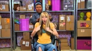 Смотри Disney - Ханна Монтана (Сезон 2 Серия 08) Полюби свою новую работу