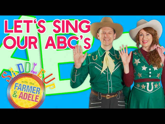 Saddle Up: Let's Sing Our ABC's with Things That Grow and We Can Eat