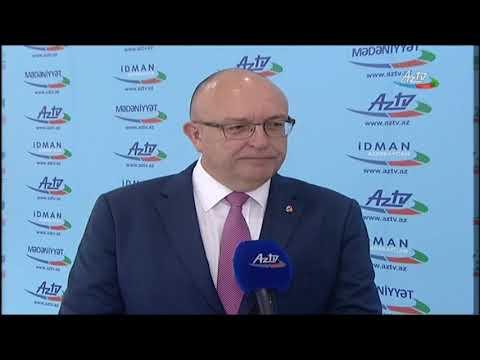 Caspian Oil & Gas Azerbaijan 2019 - AzTV 19:33