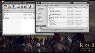 Rome 2 Caesar in Gaul - Install Update 9 - Multiplayer online - Tunngle - Steam - Reloaded