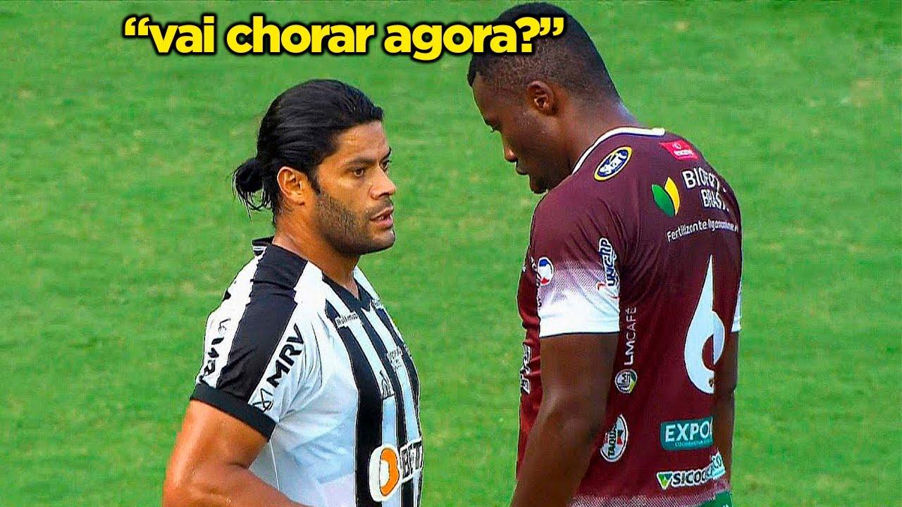 Download AGORA SIM O HULK ACHOU UM JOGADOR DO TAMANHO DELE!!! MAIS UMA PARTIDA DO HULK PELO ATLÉTICO-MG!!