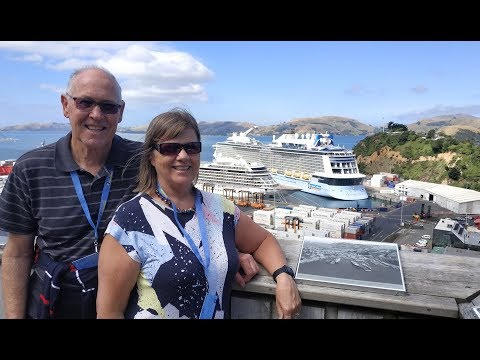 Cruise Around New Zealand On The 'Ovation Of The Seas'.