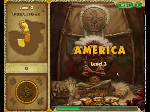 Затерянный Клад Атлантиды драгоценности три в ряд игра Atlantis Jewels