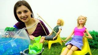 Видео для детей: #БАРБИ и КЕН! Кукла Барби (barbie) ищет Кена. Ищем игрушки (Toy Club)