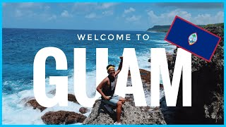 Trip to Guam 2018 (Pagat Point, Tagada Amusement Park, Matapang Beach & more) | James Jaeson