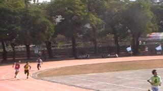 卓蘭國小109週年校慶運動會10人接力賽六年級男生