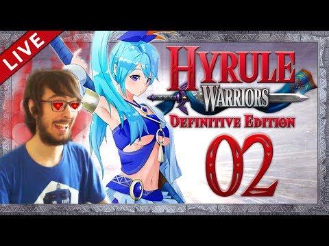 HYRULE WARRIORS: DEFINITIV EDITION #2: Treffen mit Waifu Lana! [1080p] ★ Let's Play