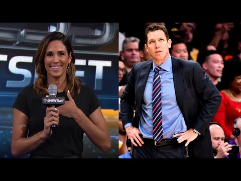 Kristina - Sports Reporter Accuses NBA Coach of Assaulting Her