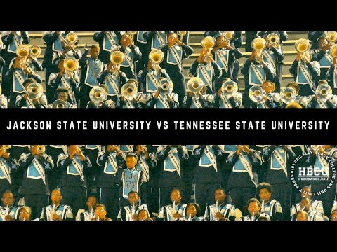 5th Quarter - Jackson State vs Tennessee State [4K] 2017