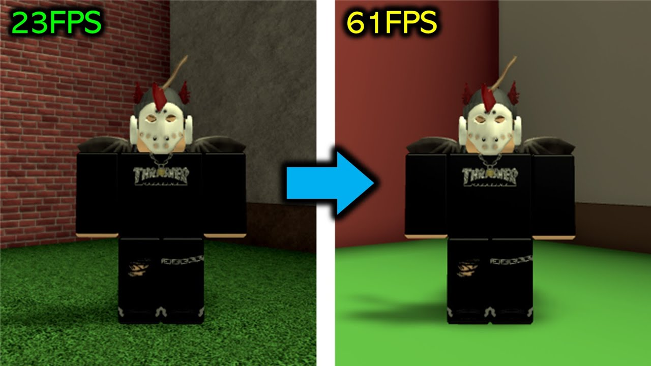 How To Get More Fps On Roblox Any Pc Youtube