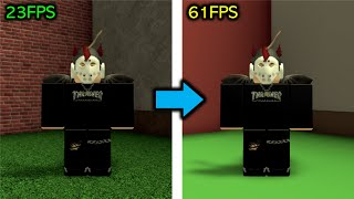 How to Get More FPS On ROBLOX! Any PC!