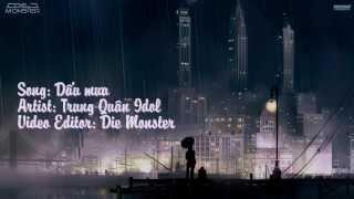 dấu mưa    trung qun idol   kara lyric   by diemons er