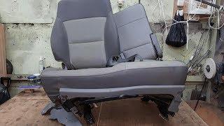 Hyundai Grand Starex. Ремонтирую металлолом.  I repair scrap metal. Часть 2