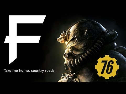 Take Me Home, Country Roads on 17 different Instruments (Fallout 76 Trailer) || MetalFortress