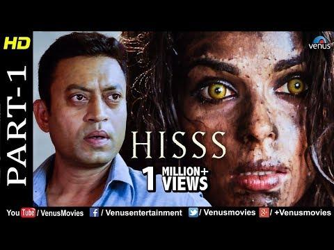 Hisss - Part 1 | Mallika Sherawat & Irrfan Khan | Naagin | Bollywood Adventure Thriller Movie Scenes