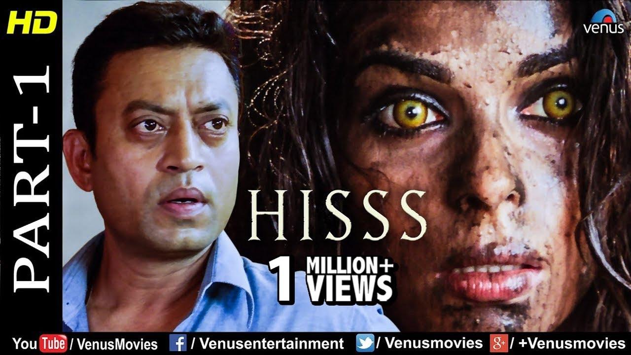 Download Hisss - Part 1   Mallika Sherawat & Irrfan Khan   Naagin   Bollywood Adventure Thriller Movie Scenes