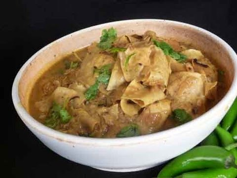 Papad ki subzi sabzi rajasthani vegetarian indian recipe youtube papad ki subzi sabzi rajasthani vegetarian indian recipe forumfinder Images