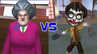 Scary Teacher 3D vs Scary Child