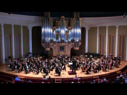 March 5, 2017: Central Ohio Symphony March Concert