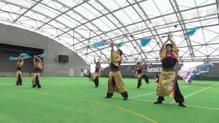 2014/03/30輪中ドームで開催された、第15回ざ・おどろ舞での、舞來瞳+PR...
