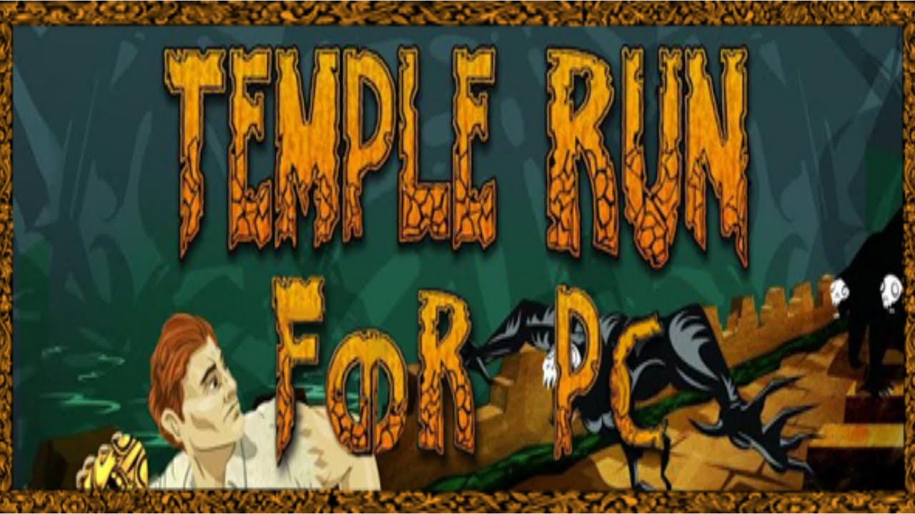 How to Download Temple Run for PC and Laptop (Easiest Way)
