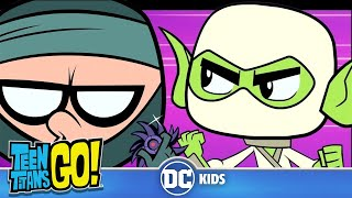 Teen Titans Go! Россия | Ниндзя-невидимки | DC Kids