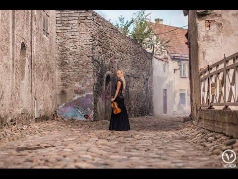 Annemari Ainomae - acoustic & electric violin  -  Toccata of the Tiger