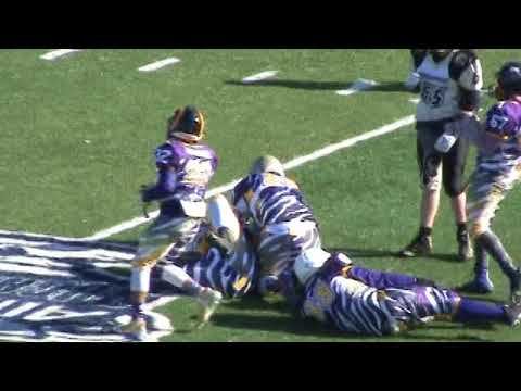 O-D All-American Bowl 2017 in New Orleans Team AA16 Game #1