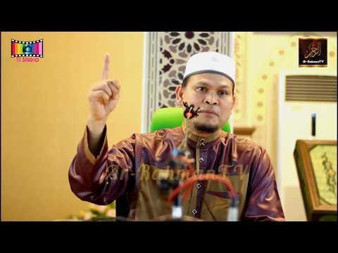 ᴴᴰ Ustaz Abdullah Khairi - Jangan Sombong Dengan Pangkat & Jawatan