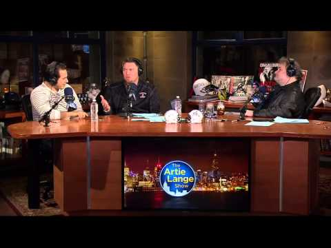 The Artie Lange Show - Casey Stern (in-studio)