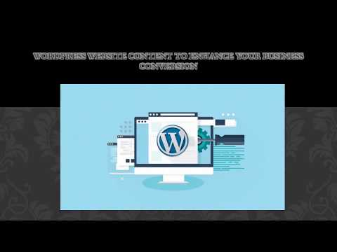 wordpress开发公司 website development company