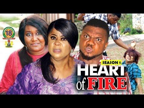 Heart Of Fire Season 1 - (New Movie) 2018 Latest Nigerian Nollywood Movie Full HD | 1080p thumbnail