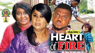 Heart Of Fire Season 1 - (New Movie) 2018 Latest Nigerian Nollywood Movie Full HD | 1080p