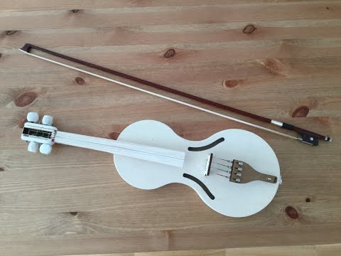 DIY Violin