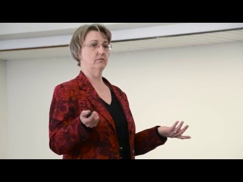 Acceptance as it dances with the other 99 virtues | Christine Ayling | TEDxGrandePrairie