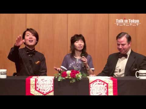Interview with a Japanese Gospel Singer - Talk in Tokyo with Jason Kelly