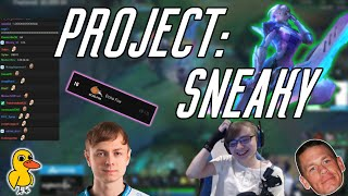 C9 Sneaky | PROJECT: Sneaky